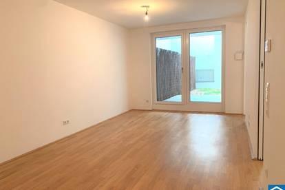 2 Zimmer-Neubauwohnung mit guter Infrastruktur