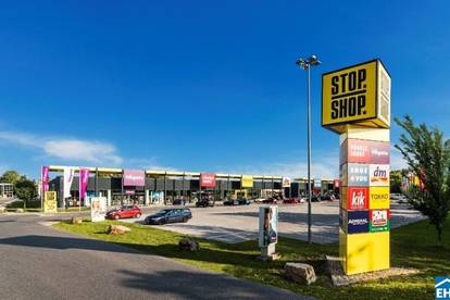 Attraktive Geschäftsfläche im STOP SHOP Simmering