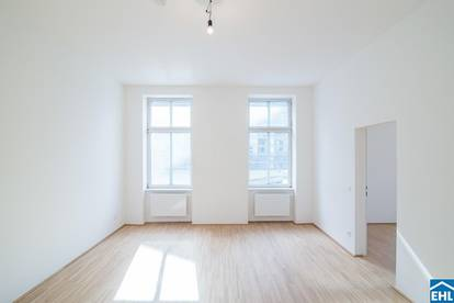 2-Zimmer Altbauwohnung mit perfekter Anbindung!