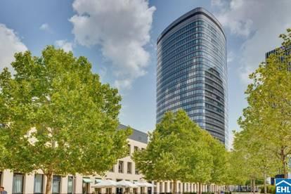 Regus Business Office im ORBI Tower (Spaces)