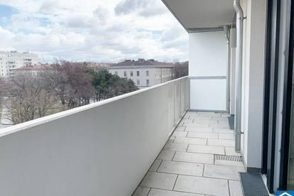 Top 2 Zimmerwohnung nahe dem WU Campus und Wiener Prater