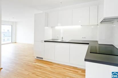 360° Rundgang online! Hochwertige 3 Zimmer Wohnung mit Balkon in Toplage