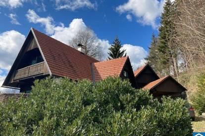 Top exklusive Grünoase über Stainz mit herrlichem Panoramablick