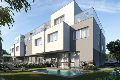 Designerhäuser in der sehenswerten Lage Floridsdorfs!!