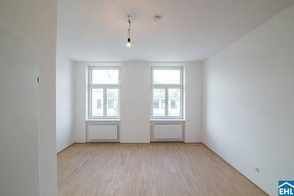 Singlewohnung mit hofseitigem Balkon!