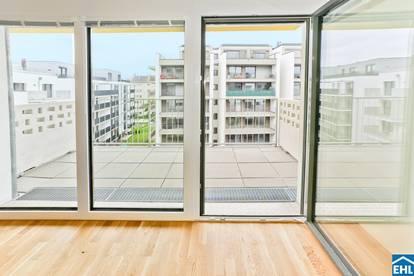 2-Zimmer Wohntraum mit Balkon nahe U3 Kardinal-Nagl-Platz - ERSTBEZUG