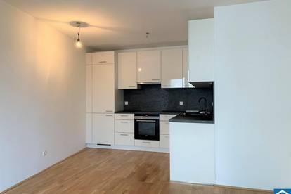 Traumhafte 2 Zimmerwohnung mit Loggia in direkter Nachbarschaf zu den Erholungsgebieten Lainzer Tiergarten und Wiener Wald