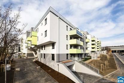 360° RUNDGÄNGE! PROVISIONSFREIER ERSTBEZUG - Wohnen im grünen Oberlaa mit direkter U1-Anbindung