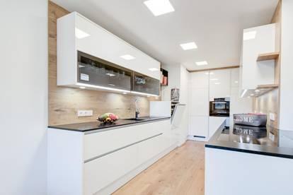 Mieten? Ja, das sind ja tolle Aussichten und viel Platz zu mieten auf 115 m² in 4 Zimmern in der absoluten Sonnen- und Ruhelage!