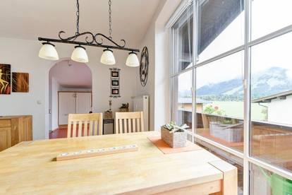 5 Zi. 130 m² viel Platz für eine große Familie zentrumsnah in Kössen!