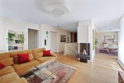 Exklusives Penthouse am Wilhelminenberg mit Blick über Wien