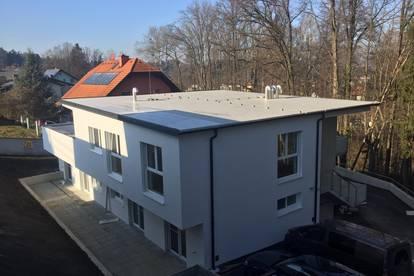 Bezugsfertig....Penthouse mit 80m² Dachterrasse..4 Zimmer in Sackgassenlage...südlich von Graz !!