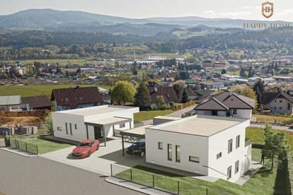Stadtblick...ökologisches Traumhaus auf 630m² Panoramagrund und Sonnengarantie !!