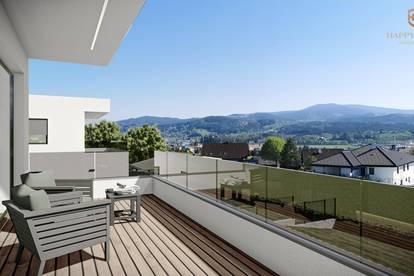 Stadtblick in Voitsberg! ökologisches Traumhaus auf 630m² Panoramagrund und Sonnengarantie !!