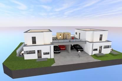 Einzigartig...50m² Panoramaterrasse...absolut stylisch und modern !!