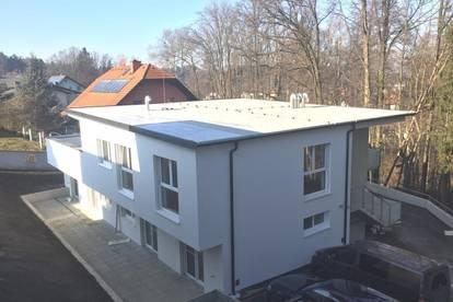 Bezugsfertig....wunderschöne 4 Zimmerwohnung mit Gartenterrasse in Sackgassenlage...südlich von Graz !!