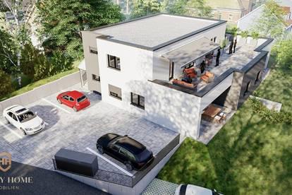 Penthousetraum mit 143m² Terrasse und optionalem Lift .....Premiumprojekt mit 3 Einheiten in Lieboch !!