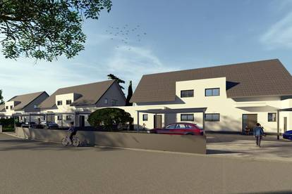 Das Sonnenschein !!....Premiumprojekt mit 6 Traumhäusern in Leibnitzer Toplage !! HAUS 1 / TOP 2)