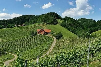 Eigene Zufahrt, Weingut in begehrter Alleinlage Nähe Leutschach