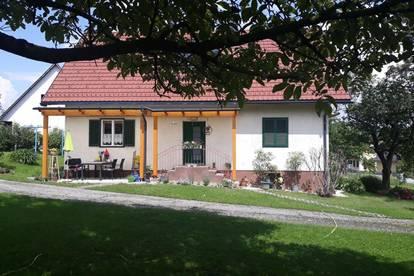 Optimal für Selbstversorger - günstiges Wohnhaus samt Nebengebäuden in der Südsteiermark