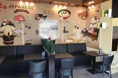 *Neusaniertes Gastronomielokal in der Innenstadt Bezirk Lend mit kleinem Gastgarten*
