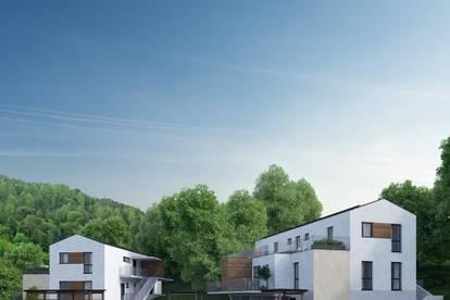 TOP-3 oder 4-Zimmer-Wohnung in kleiner Appartementanlage mit Lift und großer Terrasse und Garten bei Graz-Ragnitz!