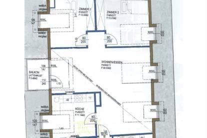Vermietete Altbauwohnung inkl. Parkplatz am Hauptplatz in 8510