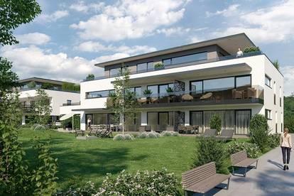 Wohnen im Grünen - 3 Zimmerwohnung mit Terrasse und Eigengarten