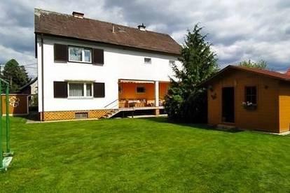 8052: Haushälfte mit sonnigem Garten in Wetzelsdorf