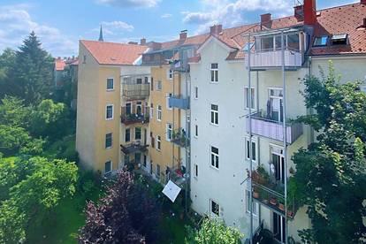 Nähe TU: Wunderschöne sanierte 3 Zimmerwohnung im Herzen von Graz Provisionsfrei zu vermieten