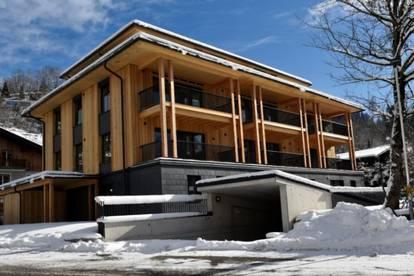 Wohnen im Massivholzbau in St. Johann im Pongau