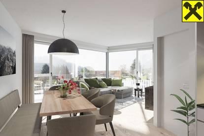 Traumhafte Neubau-Penthouse-Wohnung
