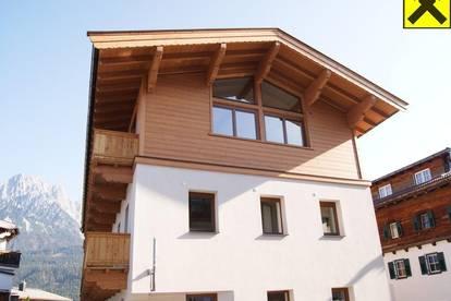 3-Zimmer-Dachgeschoss-Wohnung zur Erstvermietung