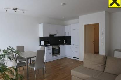 2-Zimmer-Wohnung vollmöbliert in Zentrumsnähe zur Vermietung