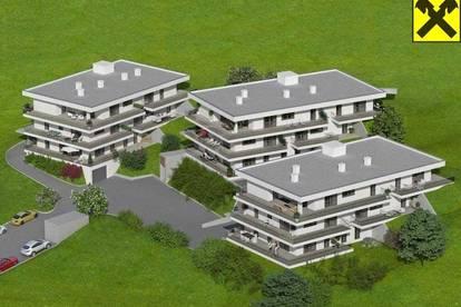 Ansprechende 3-Zimmer-Neubauwohnung mit großem Balkon