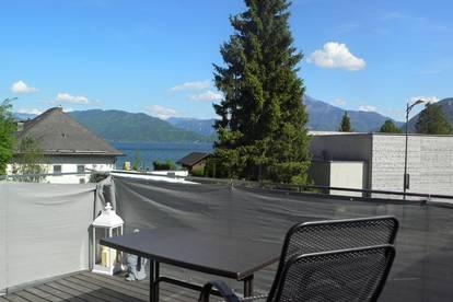 Exklusive 2 Zi. Mietwohnung mit Seeblick in Mondsee