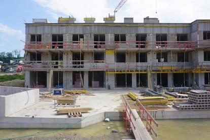 Neu !!! 4 Zi. Gartenwohnung ca. 95 m² Wohnfläche, 2 TG-Plätze, Irrseenähe, großer Keller (direkter Zugang zur Whg.) - KEINE PROVISION ! ! !