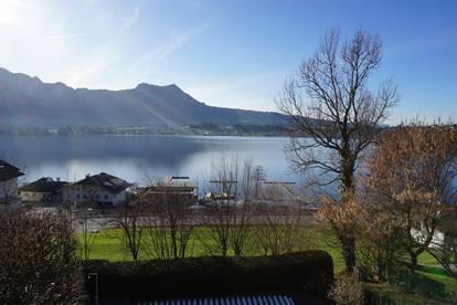 Traumlage am Hilfberg - Mondsee - sensationeller See- und Panoramablick - Zweitwohnsitzwidmung ! ! !