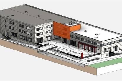 TOP Geschäftsfläche im Erdgeschoss des neuen Q24 Imst ab Oktober 2021 zu vermieten