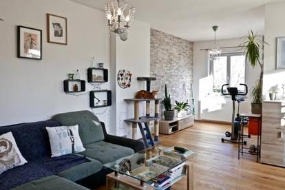 Wunderschöne 3 Zimmer Maisonette Terrassenwohnung mit ca. 100,29 m² - 5202 Neumarkt am Wallersee