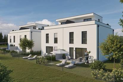 DHA 3100 St. Pölten - Wagram, Arbeitergasse   modernes Wohnen im Eigentum mit Dachterrasse und eigenem Garten (4 Doppelhaushälften)