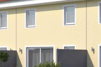Schöne Eigentumswohnung mit Gartenanteil - Erstbezug! (TOP 4)