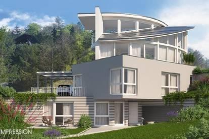 Architektenvilla Wassermusik