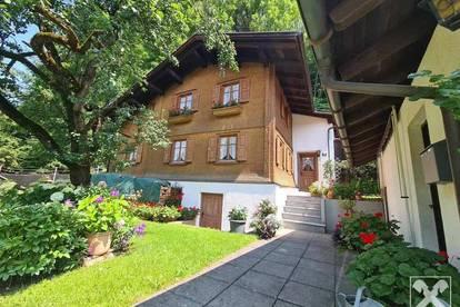 Gemütlichs Einfamilienhaus in Schruns!