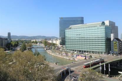 Urbane Stadtwohnung am Donaukanal