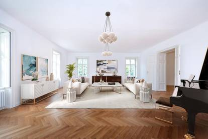 Herrschaftliche Villa in Baden!