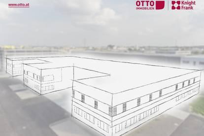 Produktion und Fertigung im Gewerbegebiet Wr. Neustadt