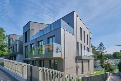 Erstbezug - moderne Wohnung mit 2 Terrassen im Grünen am Wilhelminenberg