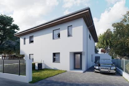 Doppelhaushälfte in Grünruhelage nahe Oberem Mühlwasser