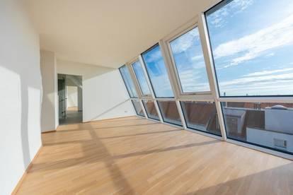 Erstbezug - Dachgeschoß mit Terrasse und traumhaften Blick